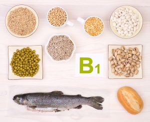 Vitamin B1 containing foods